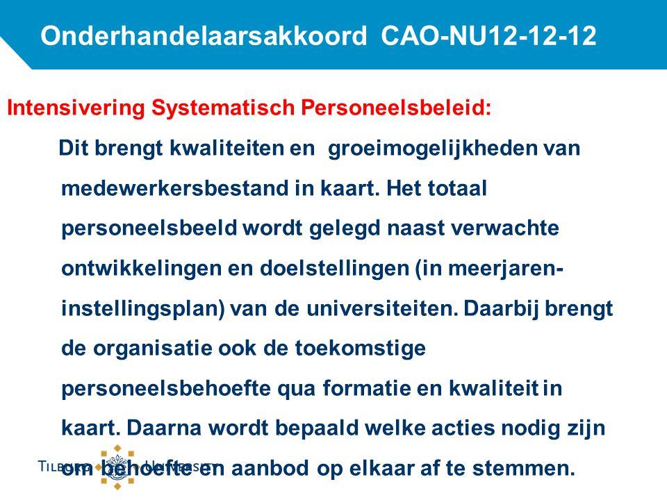 Onderhandelaarsakkoord CAO-NU12-12-12