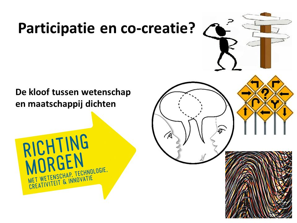 Participatie en co-creatie