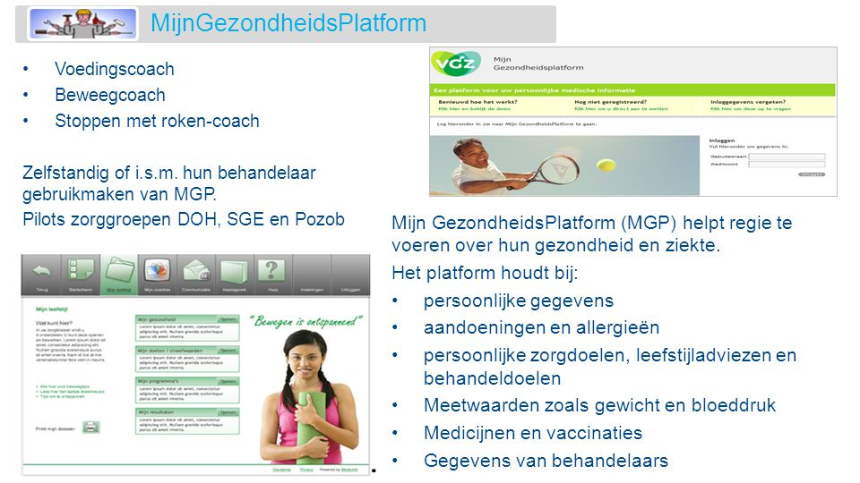 MijnGezondheidsPlatform