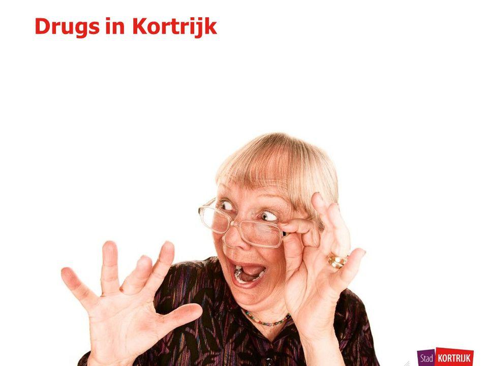 Drugs in Kortrijk Is er een drugprobleem in Kortrijk