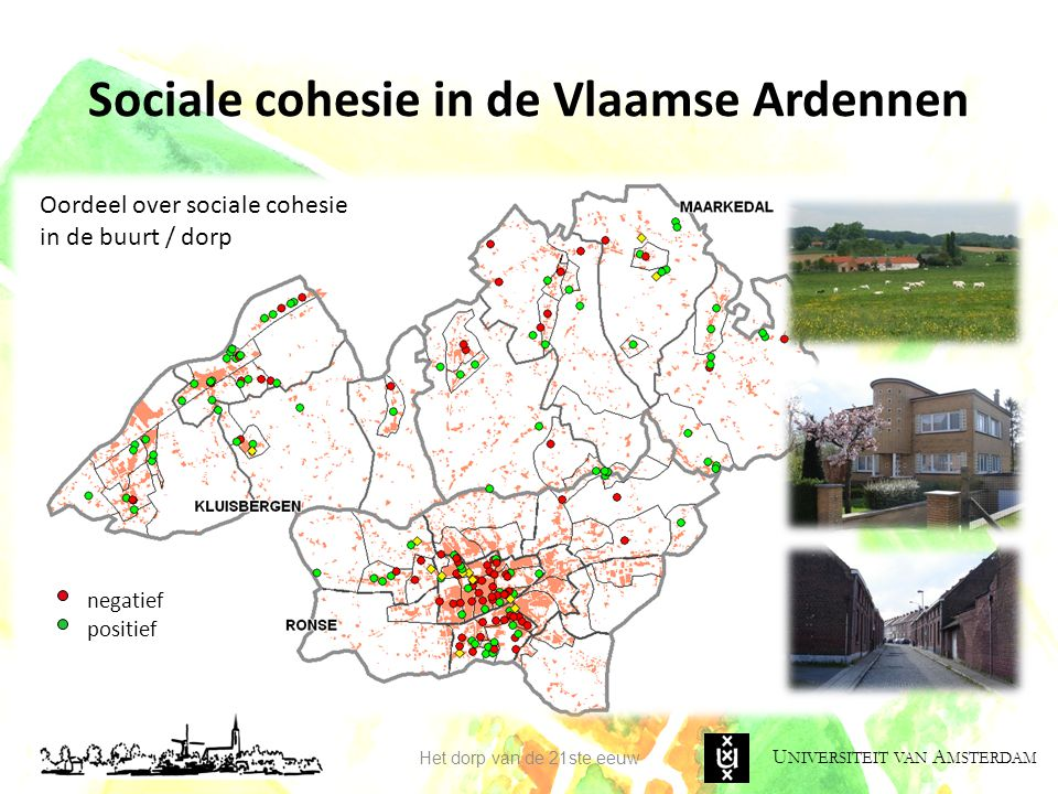 Sociale cohesie in de Vlaamse Ardennen