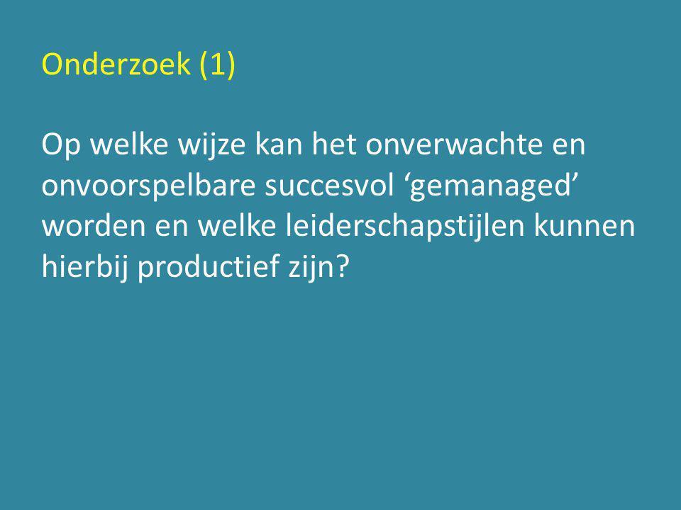 Onderzoek (1)