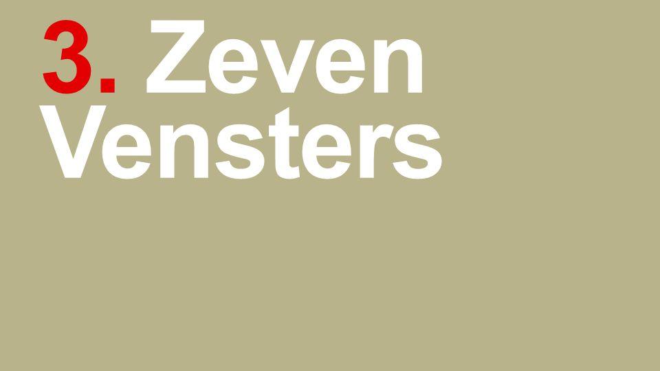 3. Zeven Vensters