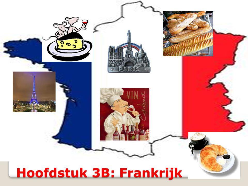 Hoofdstuk 3B: Frankrijk