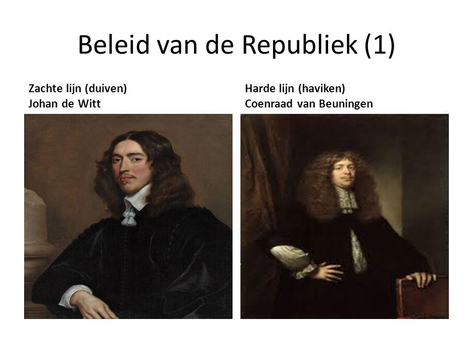 Beleid van de Republiek (1)