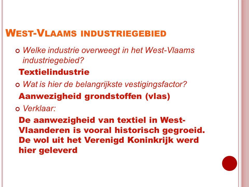West-Vlaams industriegebied