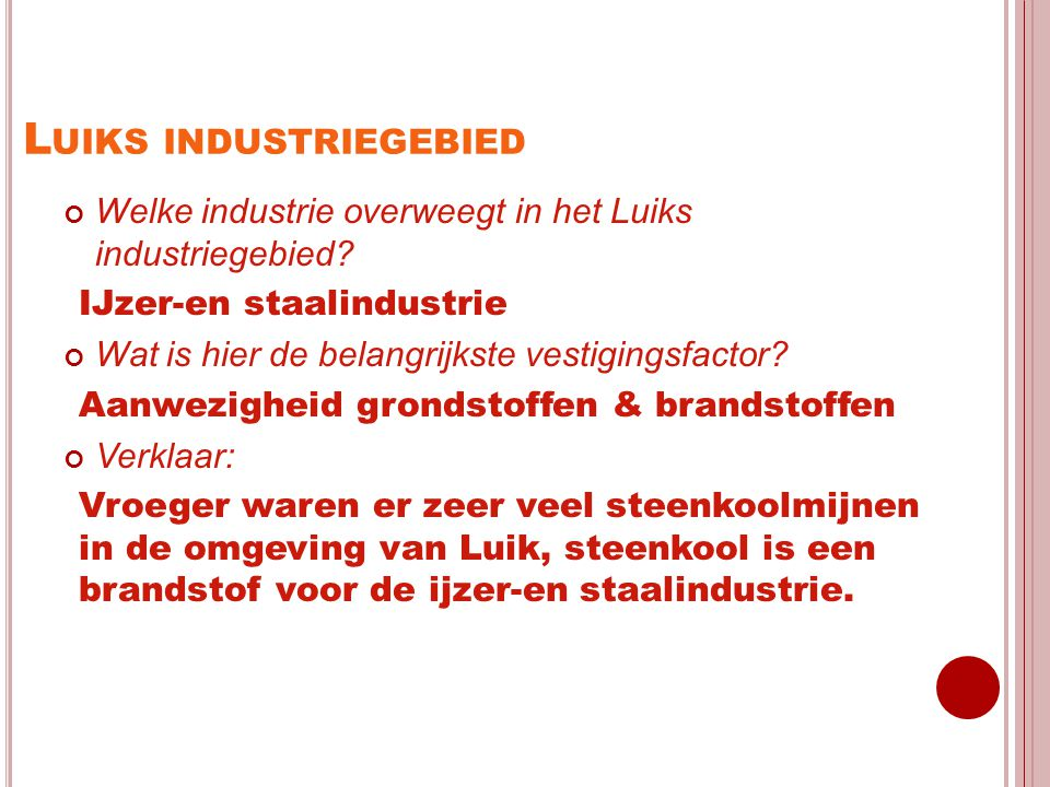 Luiks industriegebied