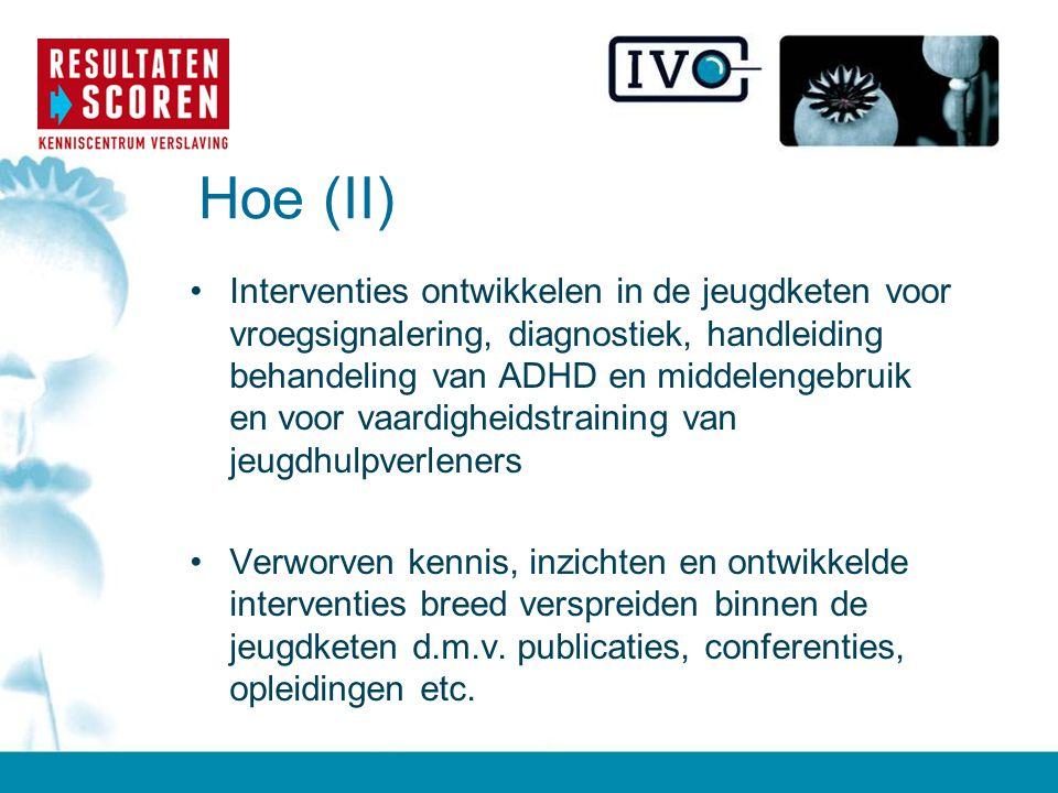 Hoe (II)
