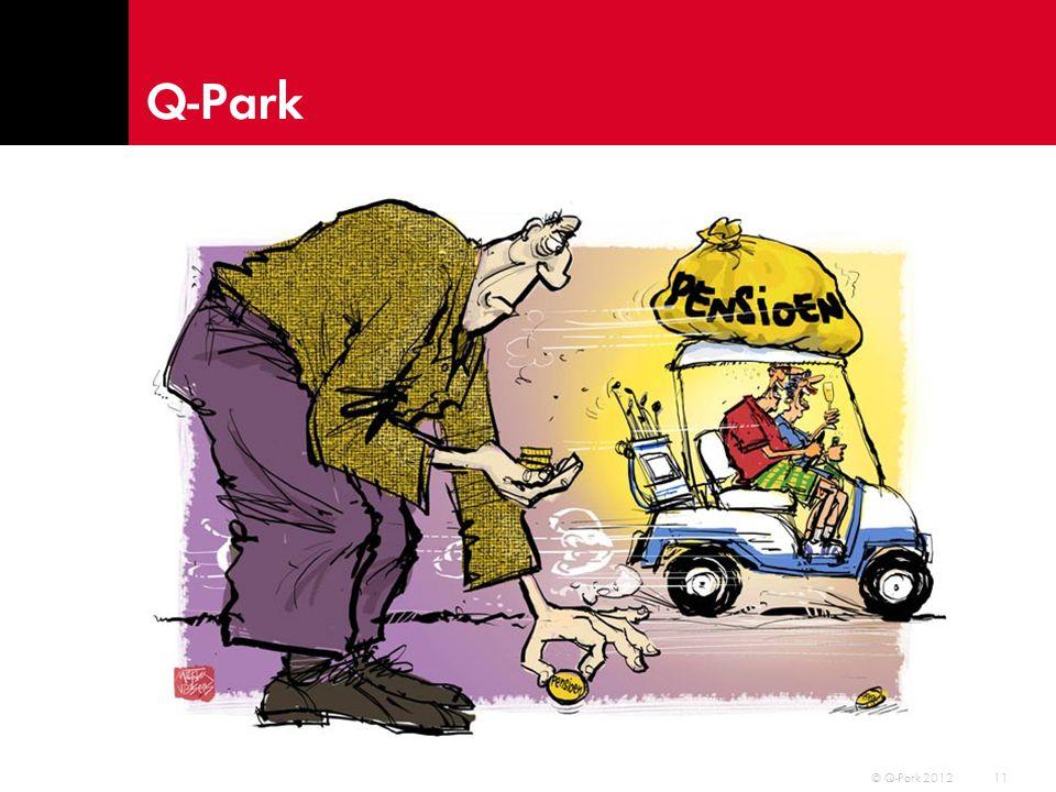Q-Park © Q-Park 2012