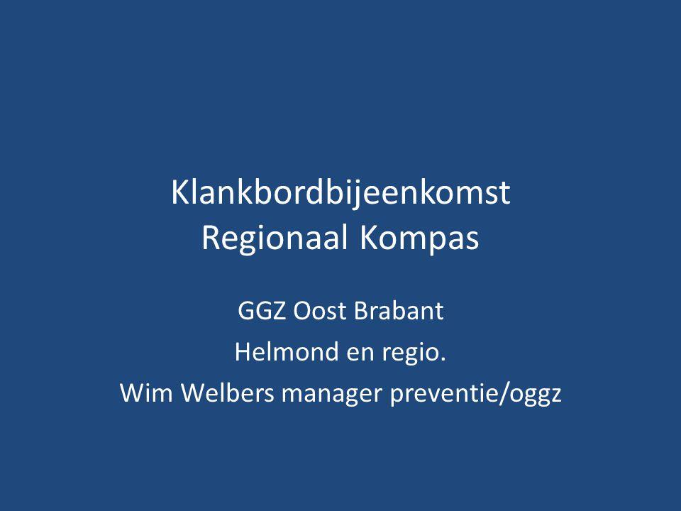 Klankbordbijeenkomst Regionaal Kompas