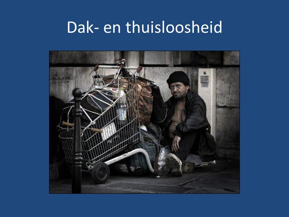 Dak- en thuisloosheid