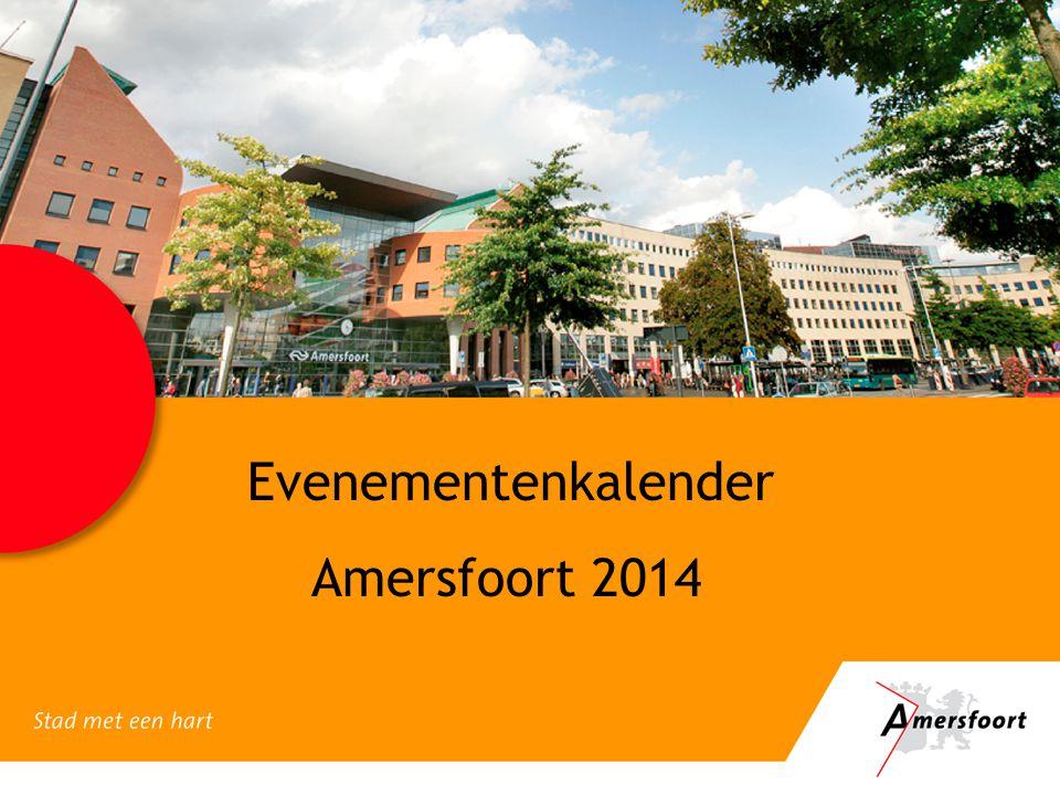 Evenementenkalender Amersfoort 2014