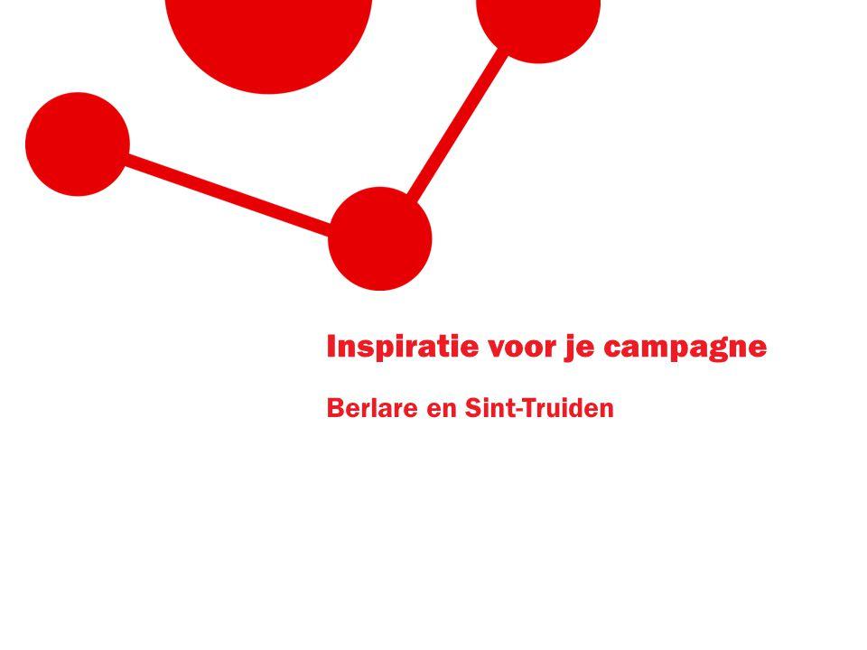 Inspiratie voor je campagne