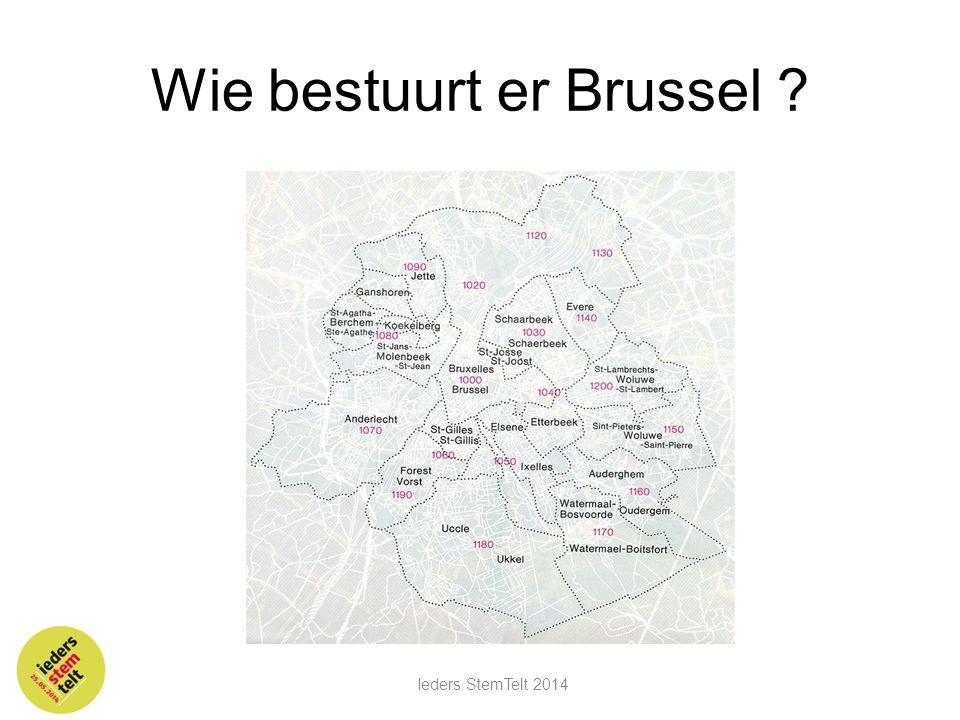 Wie bestuurt er Brussel