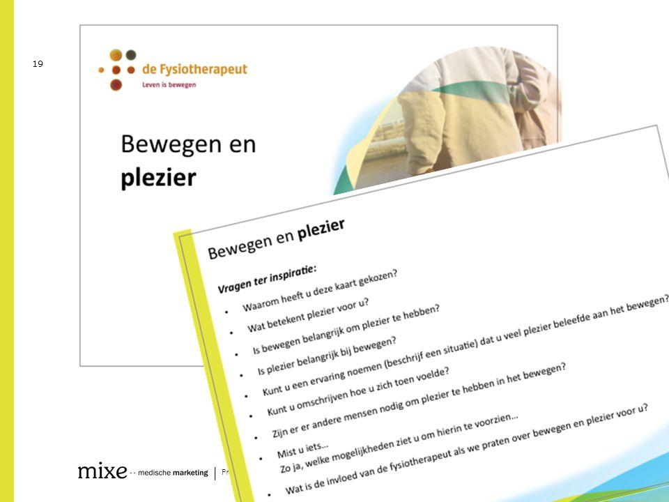 Presentatie: serviceconcepten voor uw cliënten