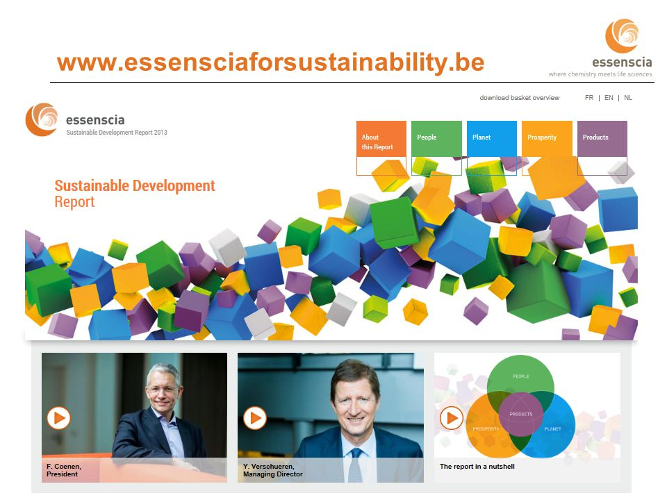 www.essensciaforsustainability.be