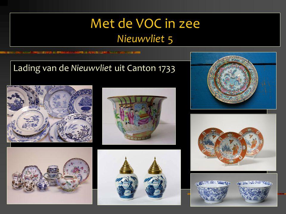 Met de VOC in zee Nieuwvliet 5