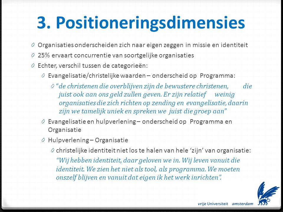3. Positioneringsdimensies
