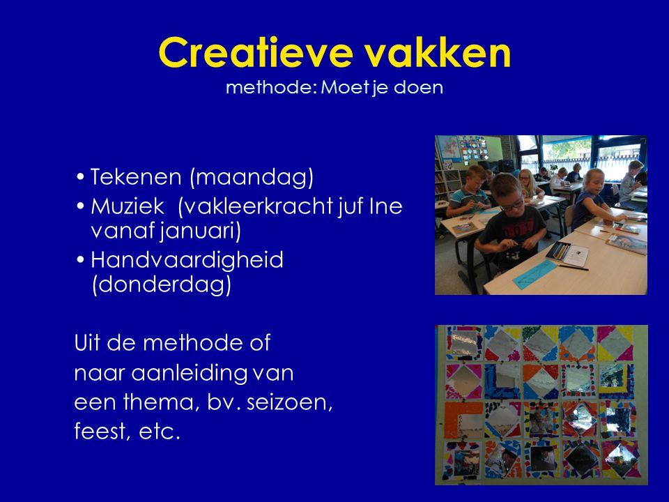 Creatieve vakken methode: Moet je doen