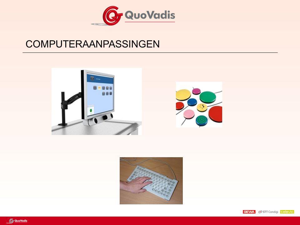 COMPUTERAANPASSINGEN