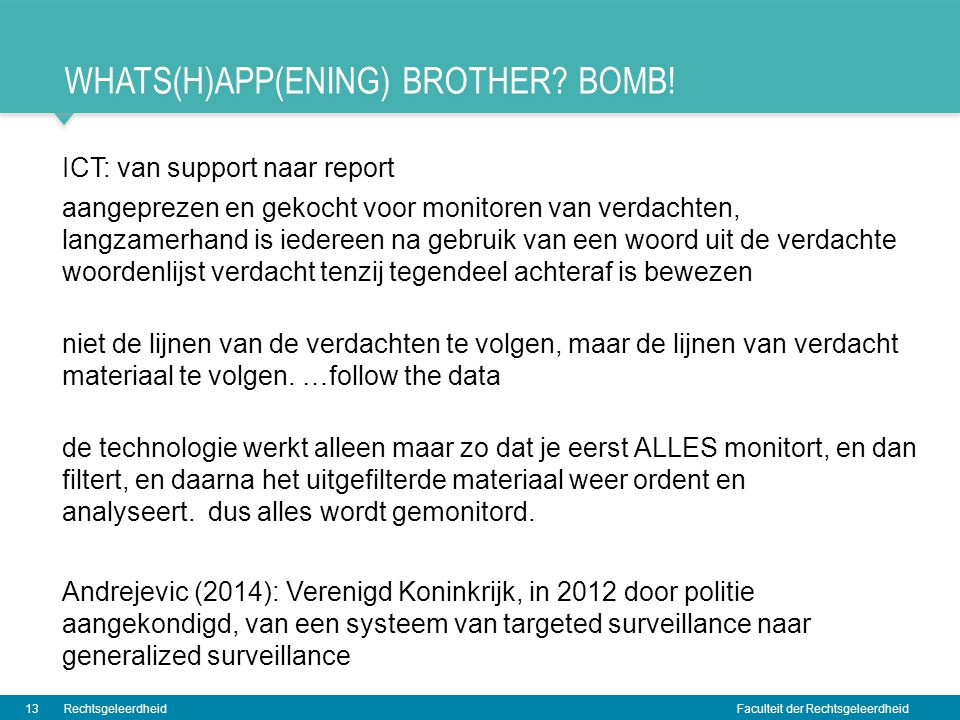 Whats(H)app(ening) brother Bomb!