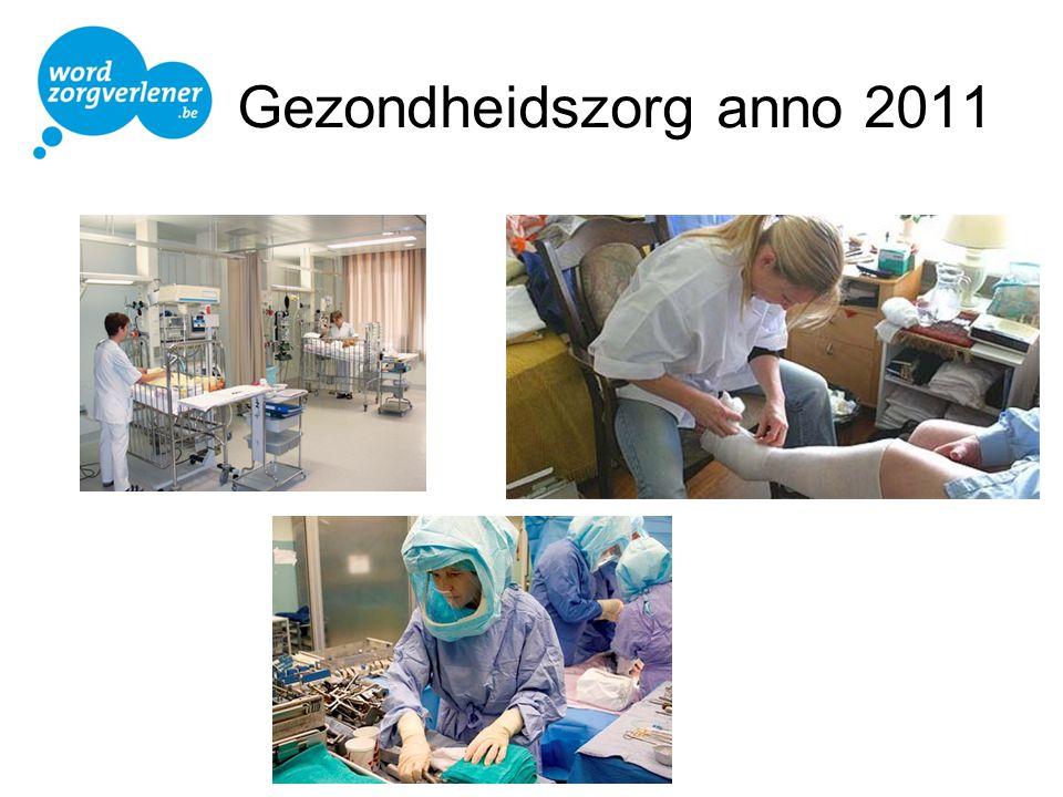 Gezondheidszorg anno 2011