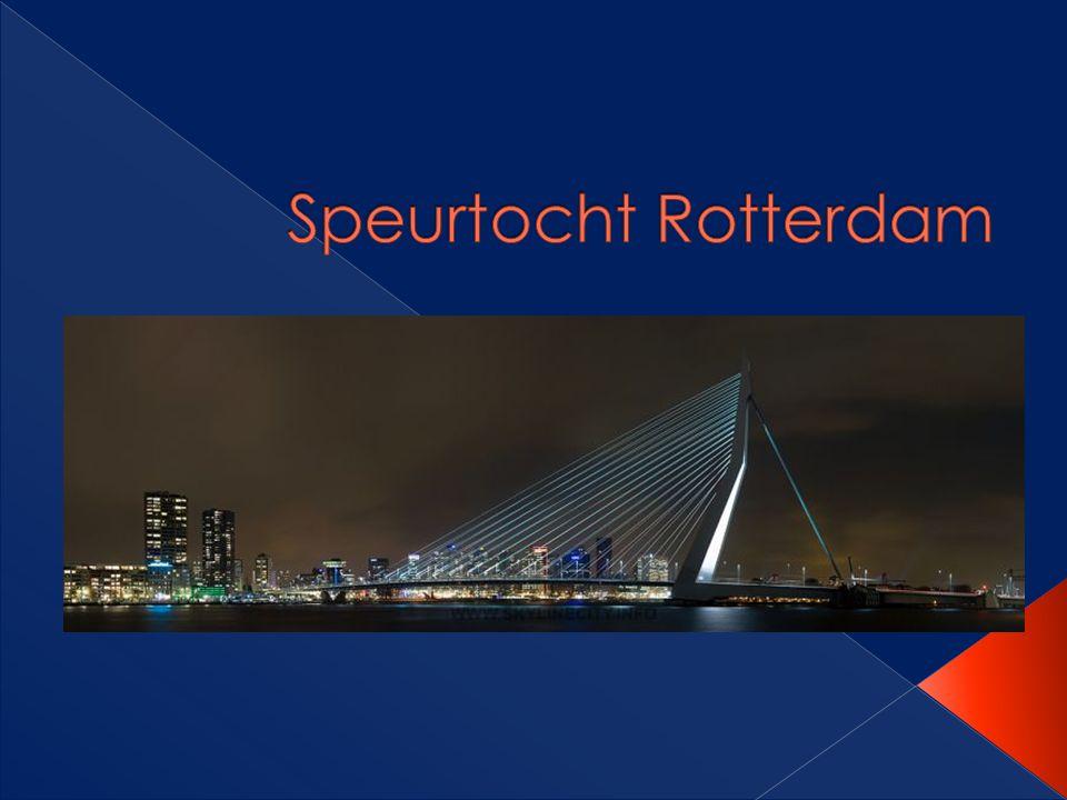 Speurtocht Rotterdam