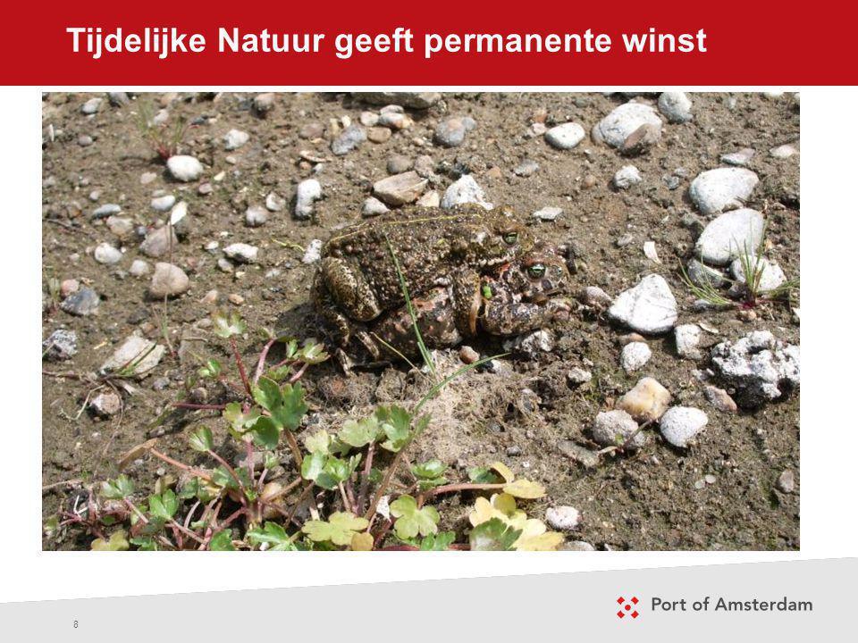 Tijdelijke Natuur geeft permanente winst