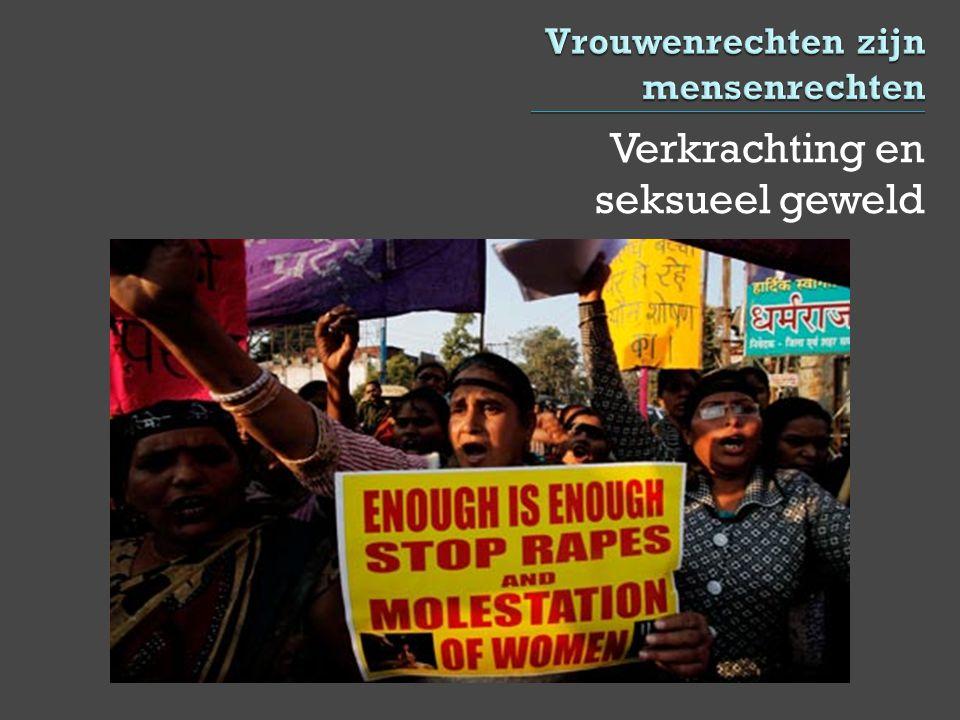 Vrouwenrechten zijn mensenrechten