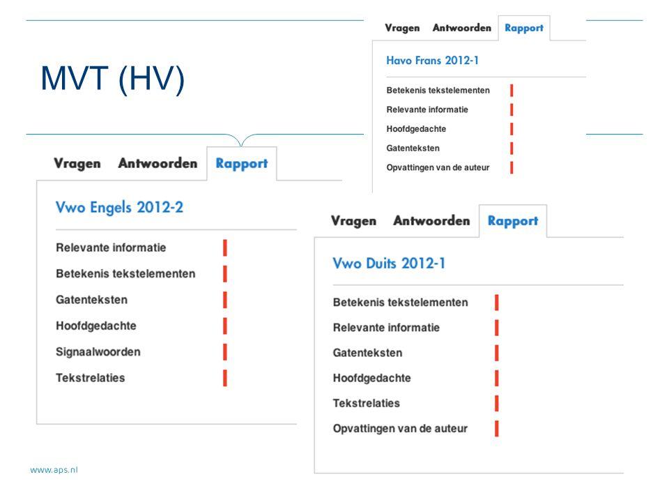 MVT (HV)