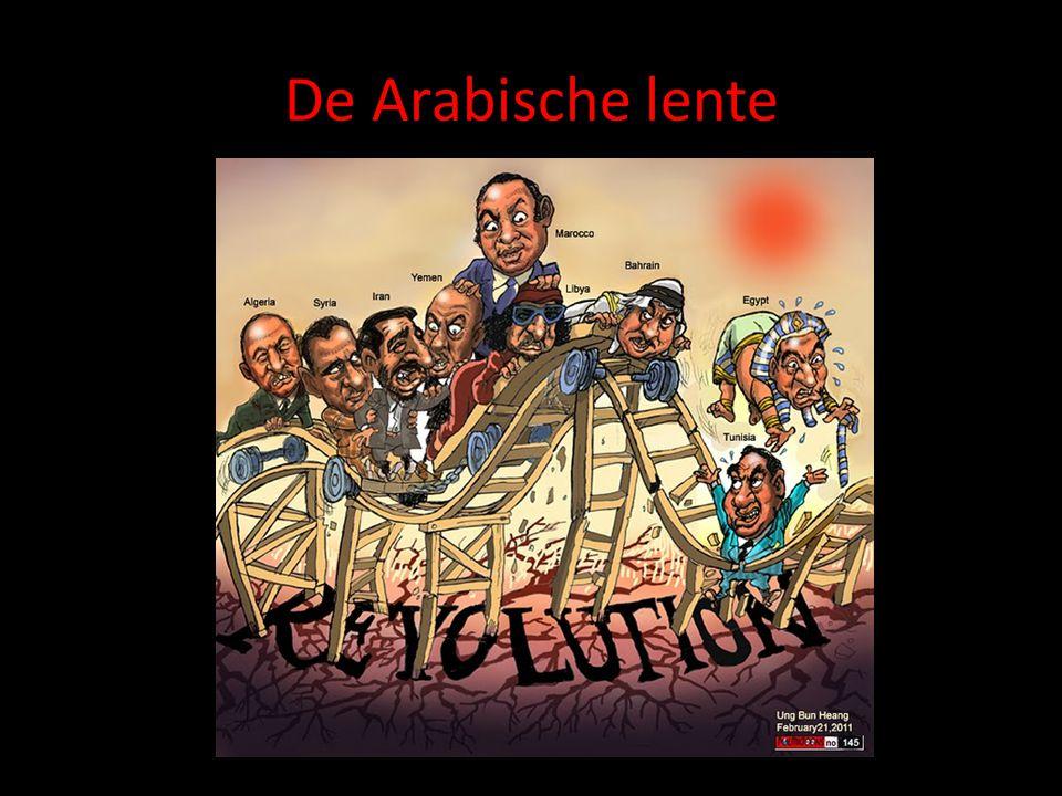 De Arabische lente