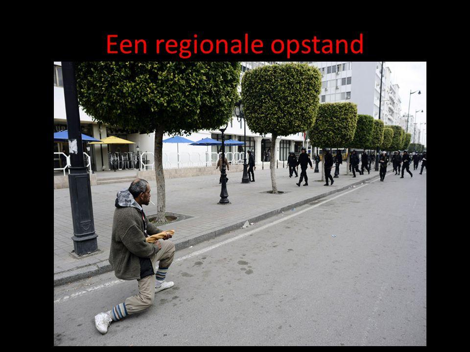 Een regionale opstand