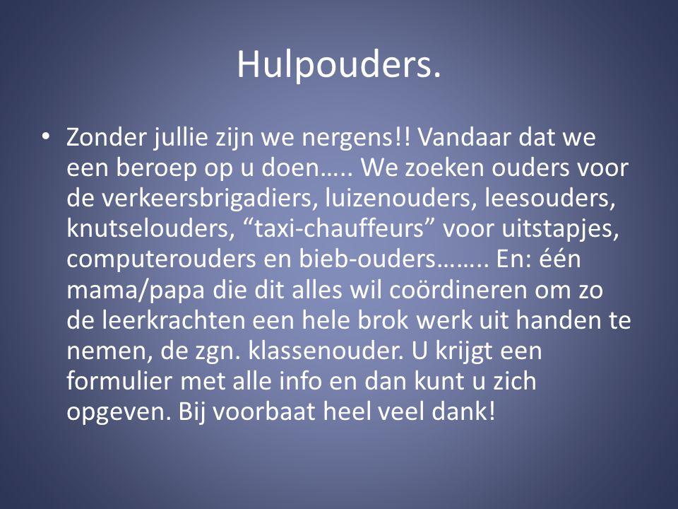 Hulpouders.