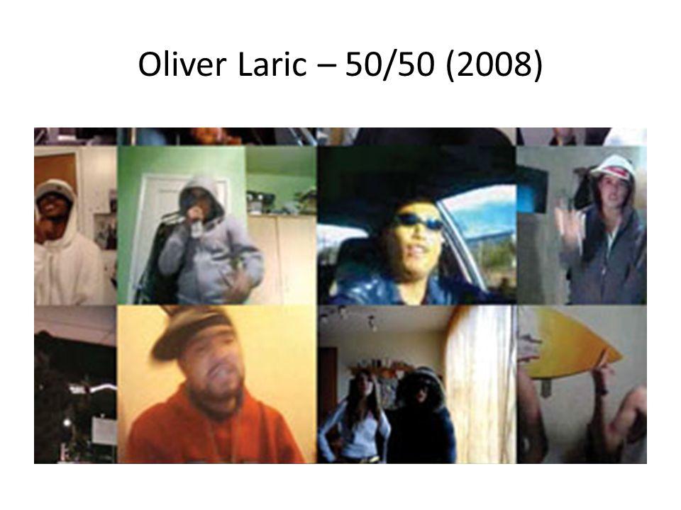 Oliver Laric – 50/50 (2008)