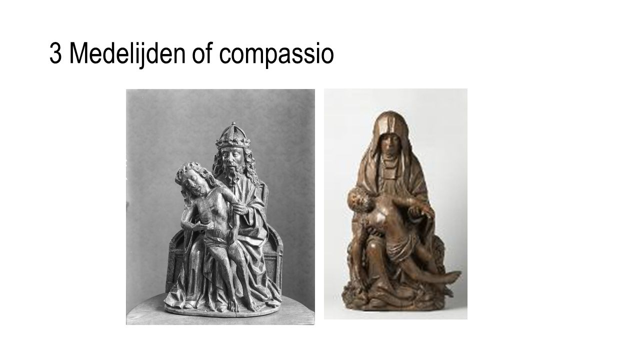 3 Medelijden of compassio