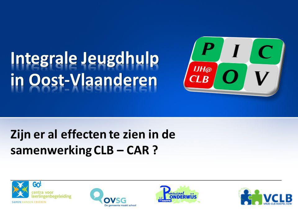 Integrale Jeugdhulp in Oost-Vlaanderen