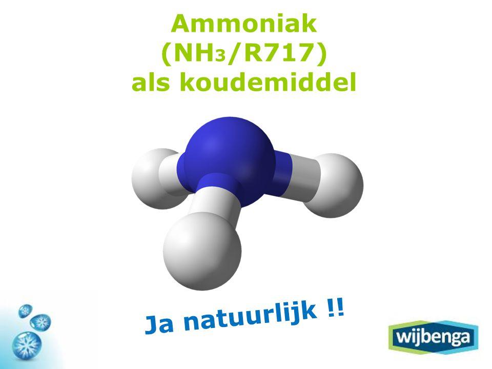 Ammoniak (NH3/R717) als koudemiddel
