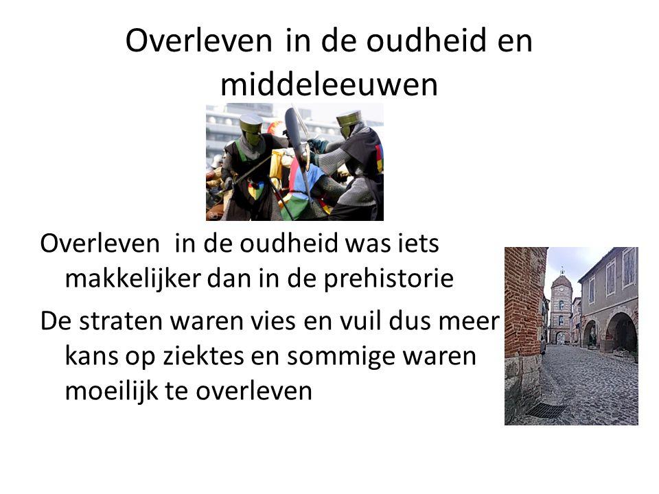 Overleven in de oudheid en middeleeuwen