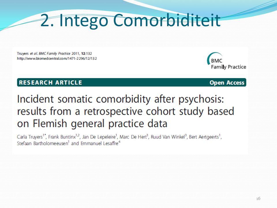 2. Intego Comorbiditeit