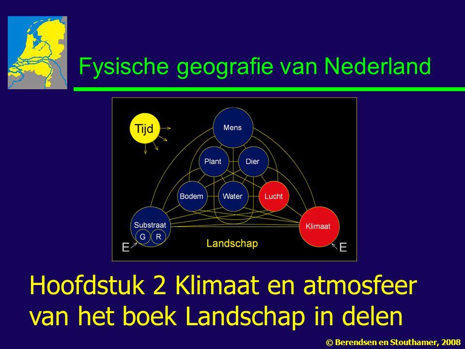 Fysische geografie van Nederland