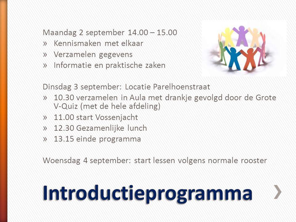 Introductieprogramma