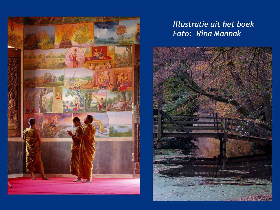 Illustratie uit het boek Foto: Rina Mannak