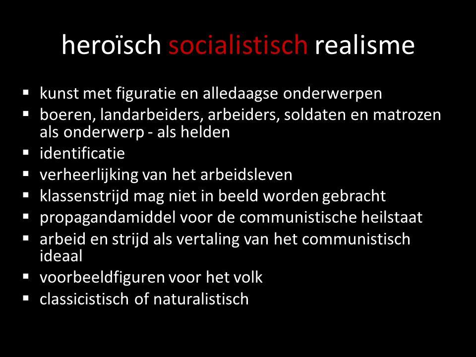 heroïsch socialistisch realisme