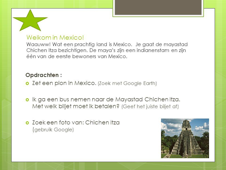 Welkom in Mexico. Waauww. Wat een prachtig land is Mexico