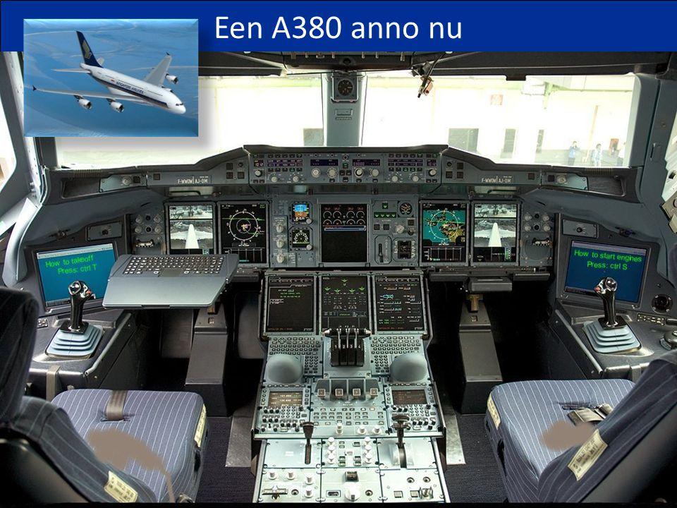 Een A380 anno nu