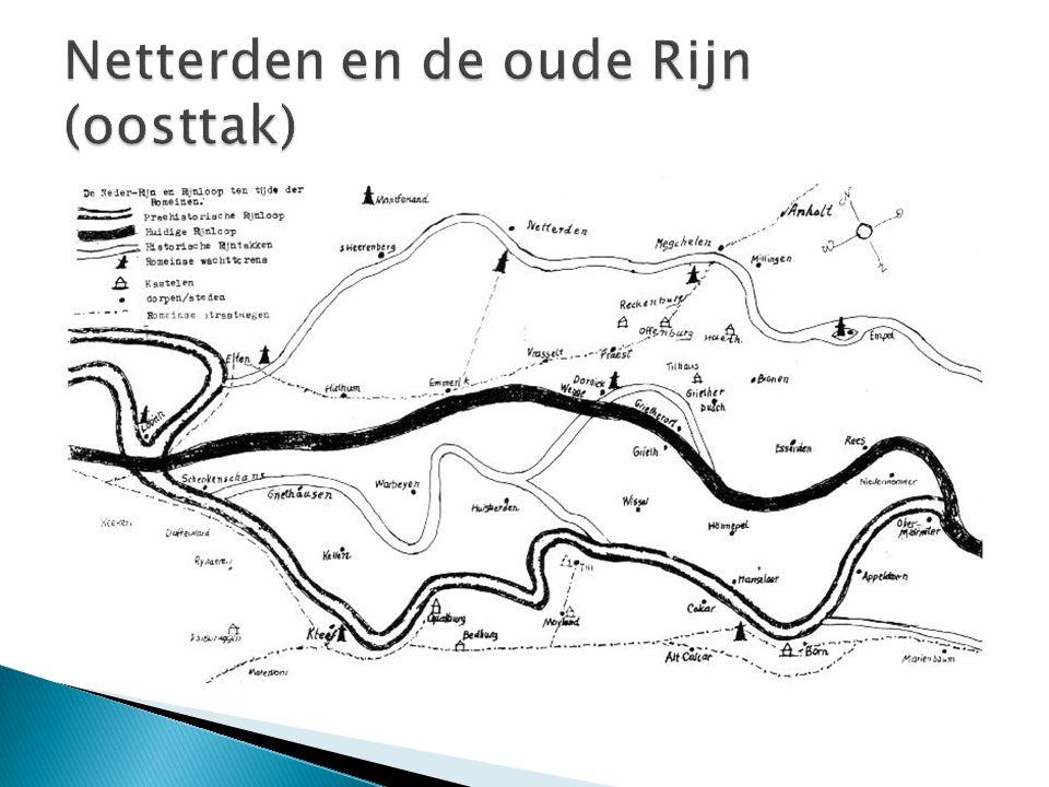 Netterden en de oude Rijn (oosttak)