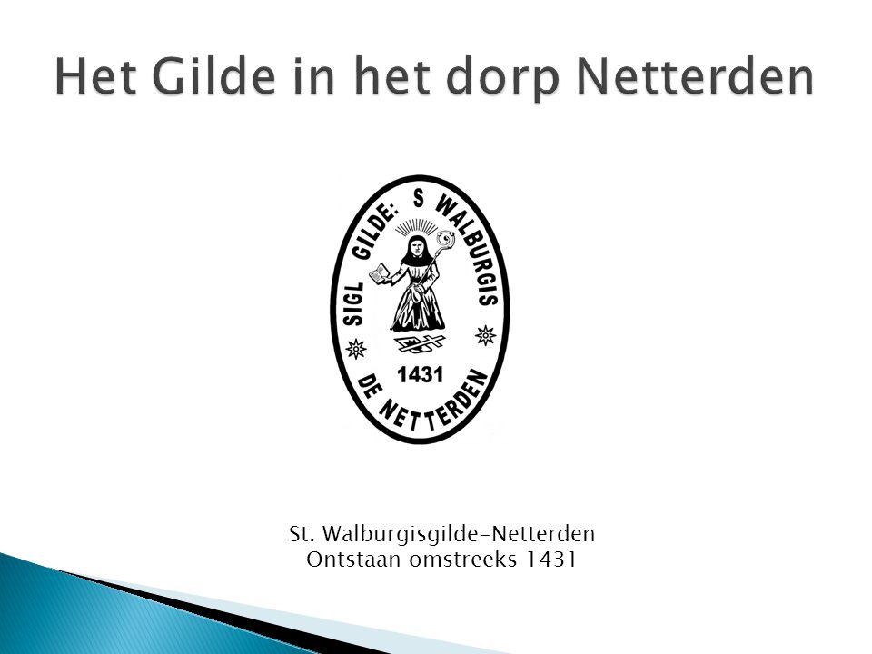 Het Gilde in het dorp Netterden