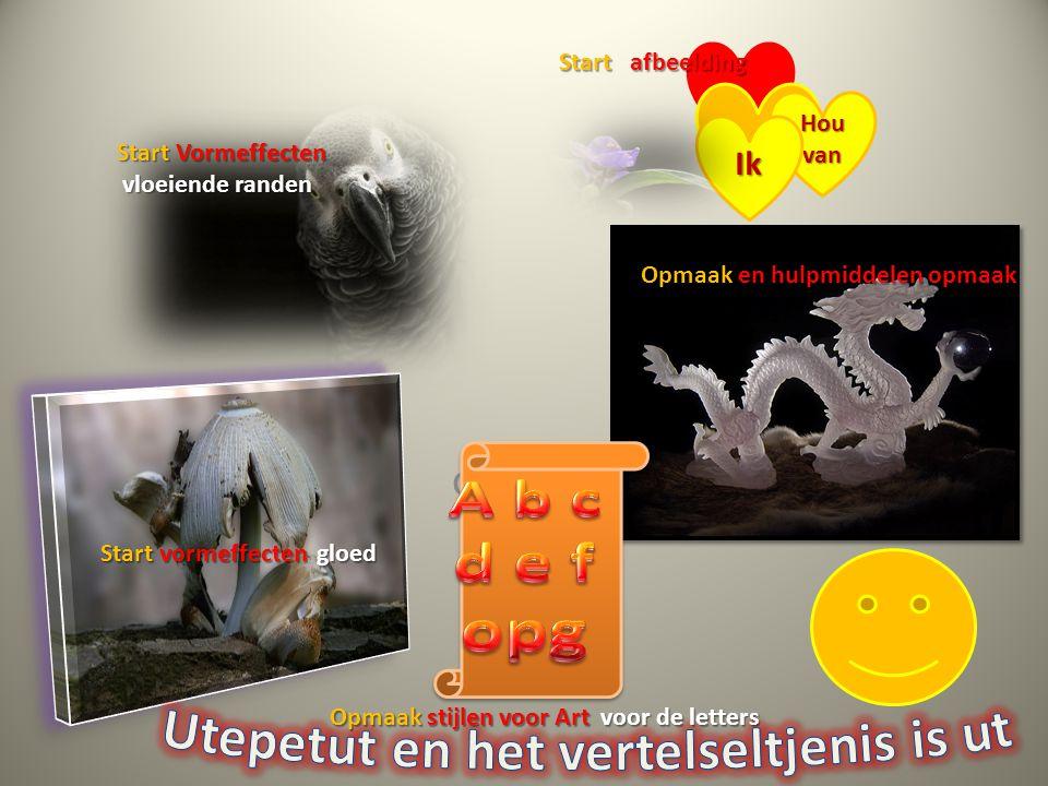 Utepetut en het vertelseltjenis is ut