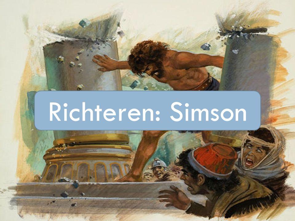 Richteren: Simson