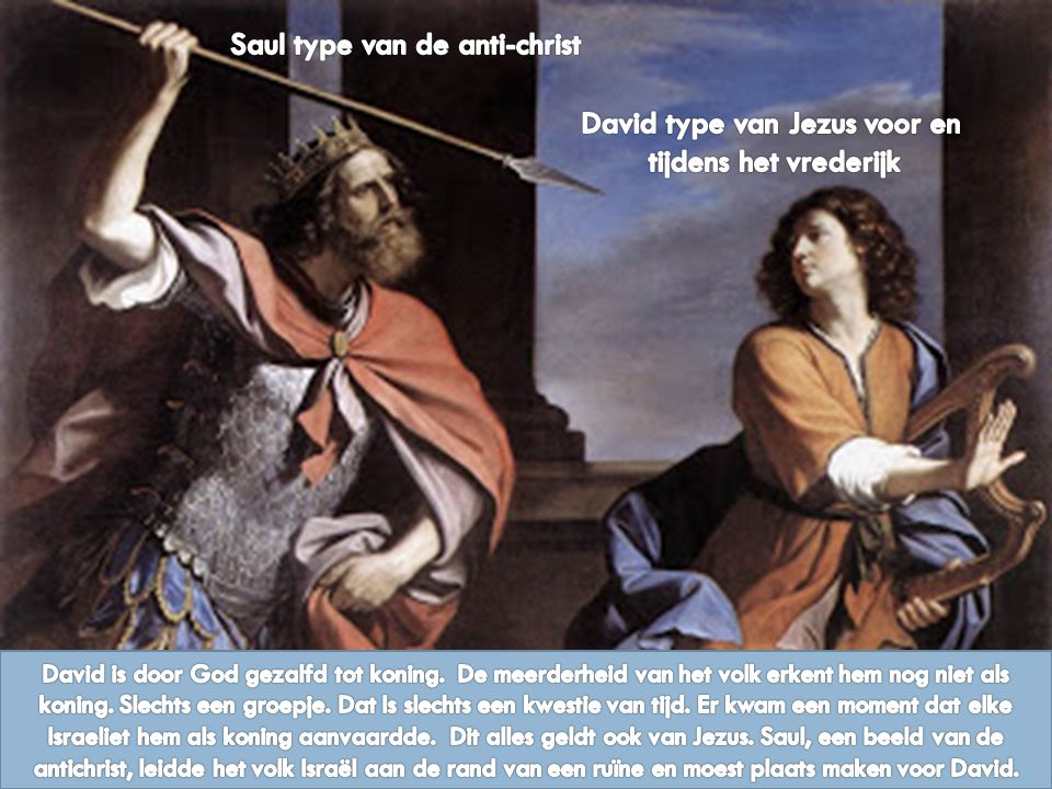 Saul type van de anti-christ